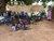 UNMAS provides a risk education session to a local community. UNMAS/Burkina Faso