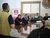 Women take part in a formal Explosive Ordnance Risk Education session. © UNMAS