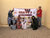 UNMAS commissioned a banner for the Sahrawi Mine Action Women Team, a group of volunteers and former deminers promoting mine action in the Territory east of the berm. Photo: UNMAS